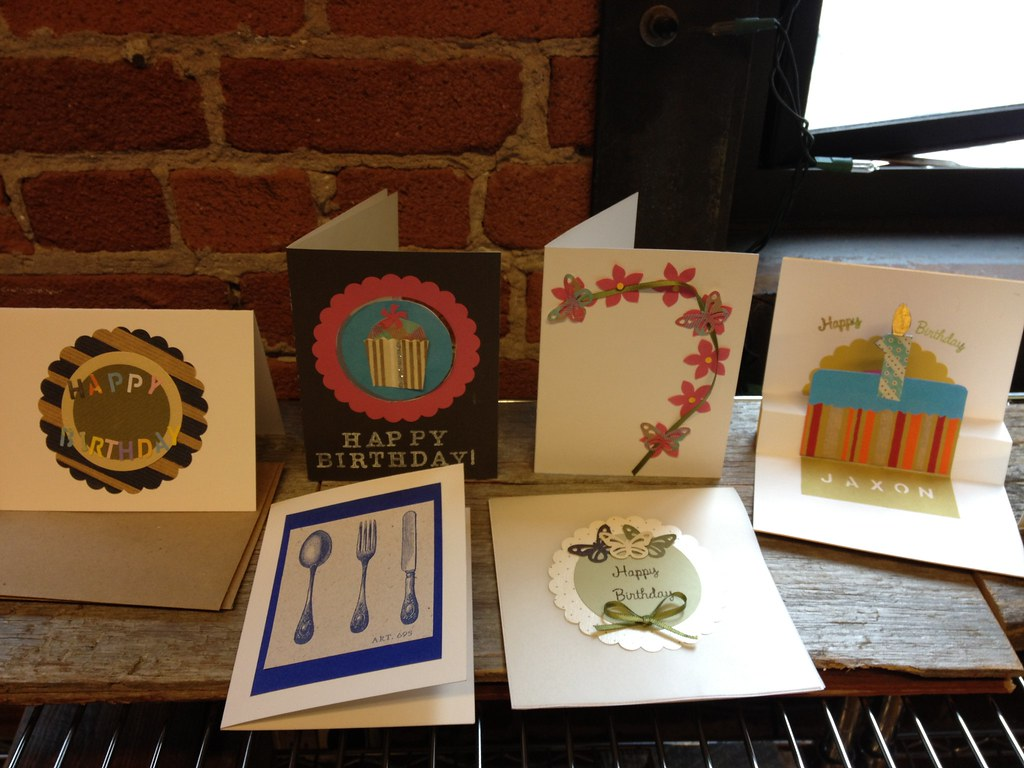 craft club | card making