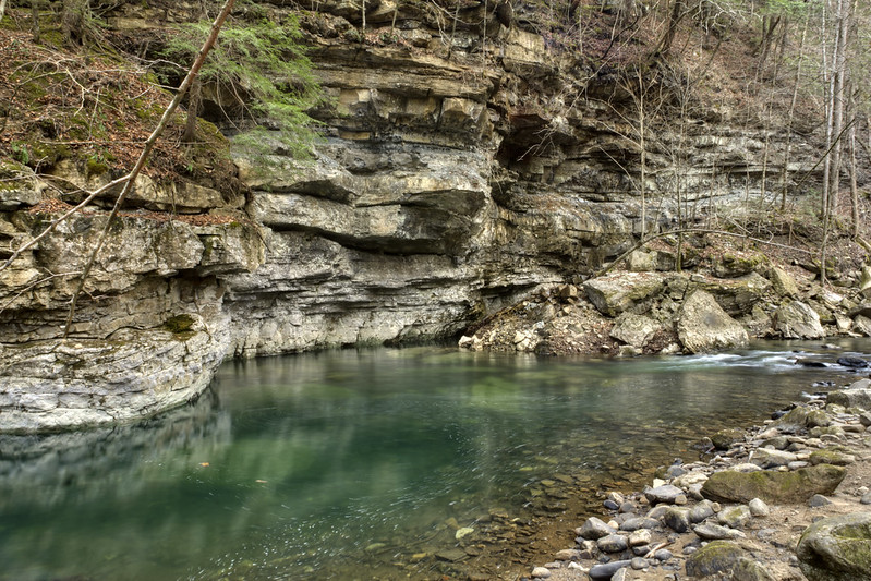 Big Creek 1, Savage Gulf, South Cumberland State Park, Grundy County, Tennessee