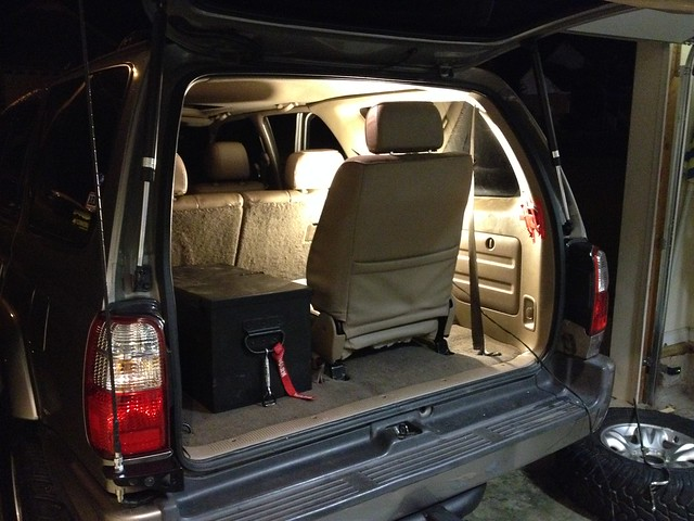 toyota 4runner with 3rd row autos post. Black Bedroom Furniture Sets. Home Design Ideas