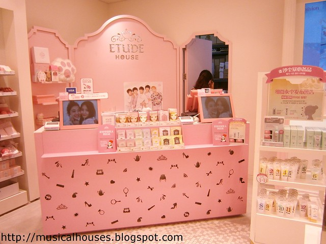 Etude House Flagship Store Checkout