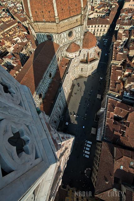 Duomo Tower Side II