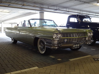 1964 Cadillac Series 62 Convertible