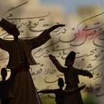 Mevlana and The Whirling Dance by TaMiMi Q8