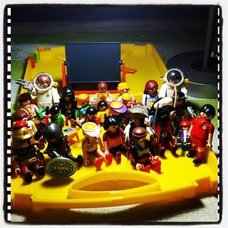 Playmobil bug #geekshavethemostfun #geekology #ilhanology