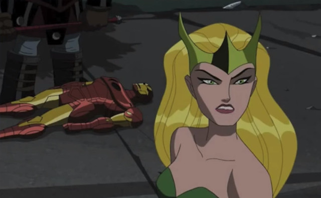 They're so bad, they're good! Meet Marvel's top-five female supervillains