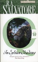 Novel-Forgotten-Realms-In-Sylvan-Shadows