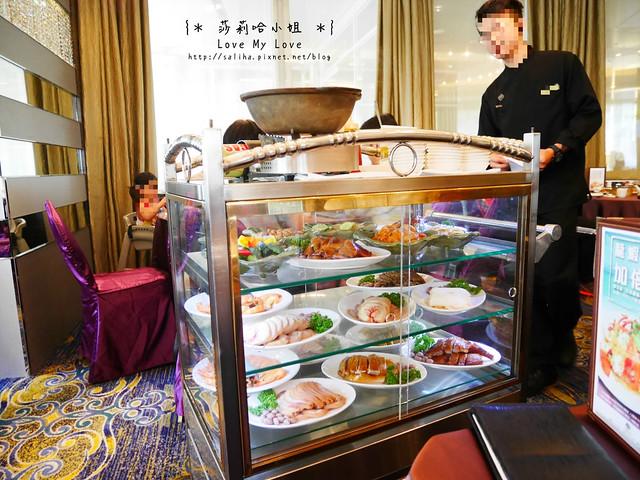台北東區華漾大飯店港式飲茶 (3)