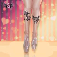 .::Supernatural::. Dalia Tattoo