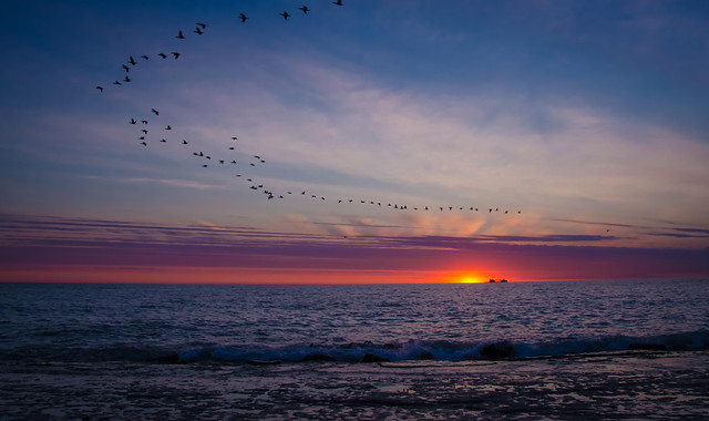 My!  Great Sunrise