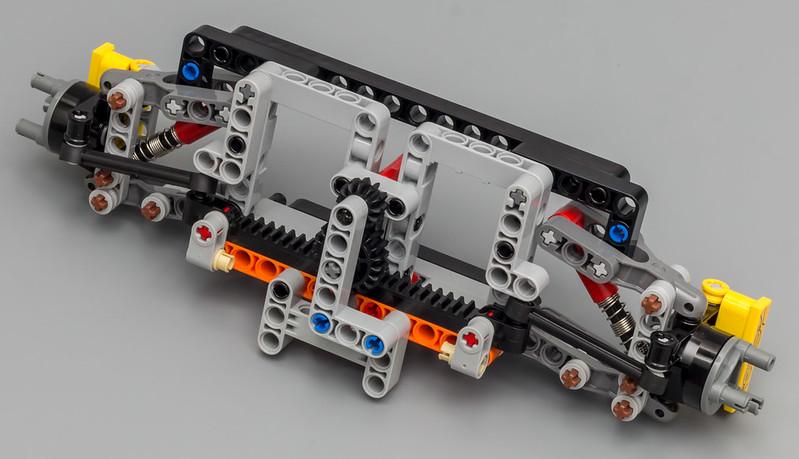 REVIEW] 42056 - Porsche 911 GT3 RS - LEGO Technic, Mindstorms ...