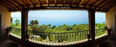 «Greta Garbo's sea view»