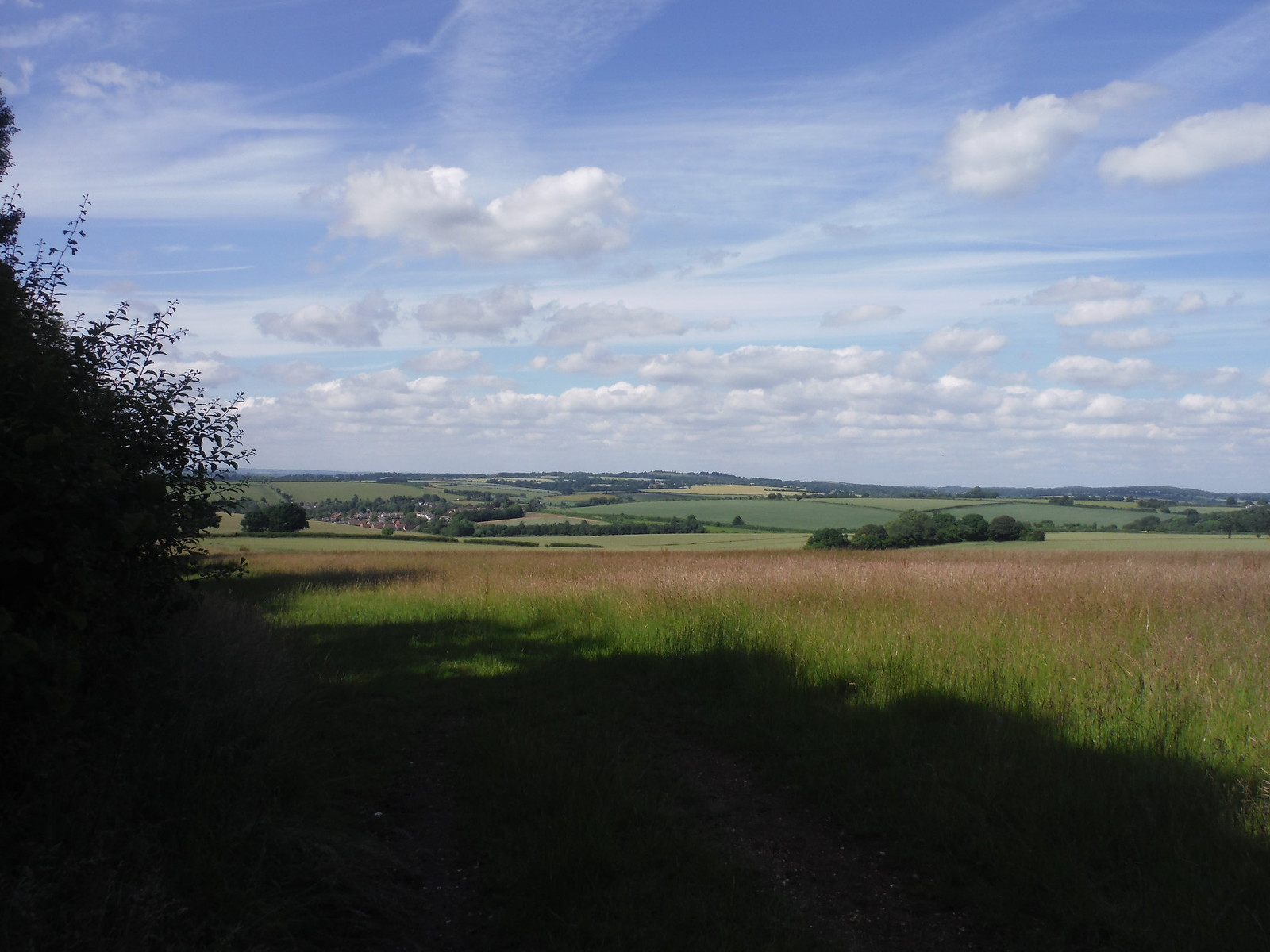Upper Somborne Valley SWC Walk 265 - Dean to Mottisfont and Dunbridge