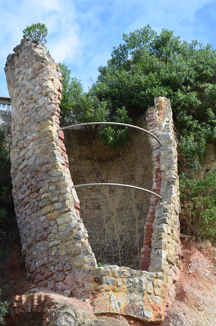 Lime kiln ruins at Waratah Bay - Cape Liptrap Coastal Park - Walkerville - Victoria