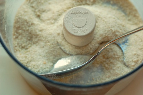 Homemade breadcrumbs by Eve Fox, Garden of Eating blog, copyright 2012