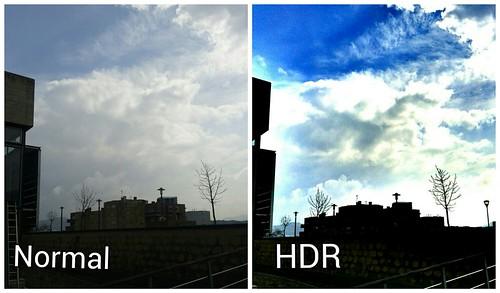 El uso de HDR y Balance de Blancos  Nublado 2