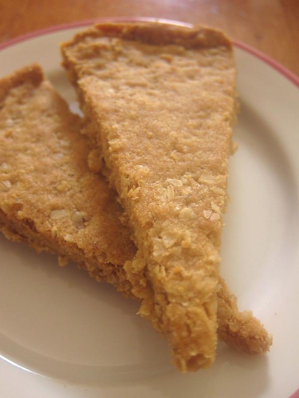 Sweet oatcakes