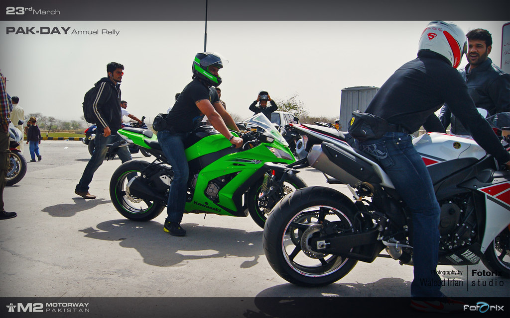 Fotorix Waleed - 23rd March 2012 BikerBoyz Gathering on M2 Motorway with Protocol - 6871275288 0f87bd861b b