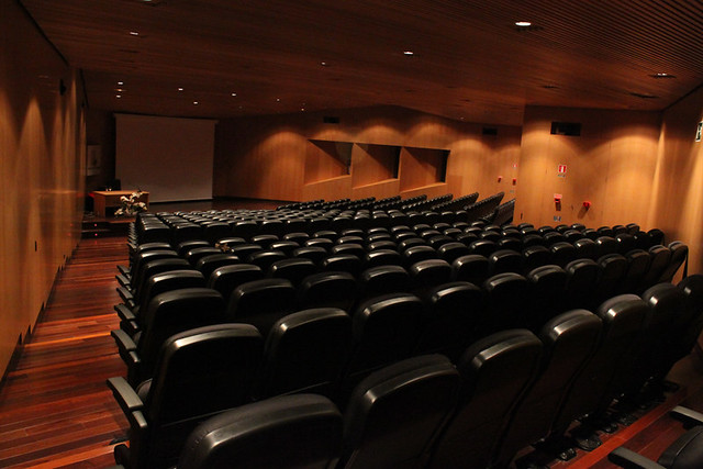 Auditorio interior