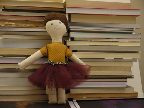 A Ballerina by mamima project
