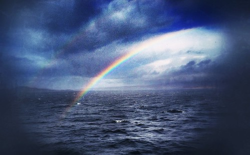 Sailing Under The Rainbow by Mαciomhαir
