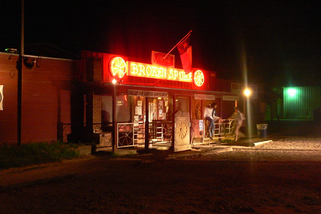 The Broken Spoke, Austin