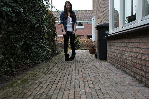 outfit denim 2