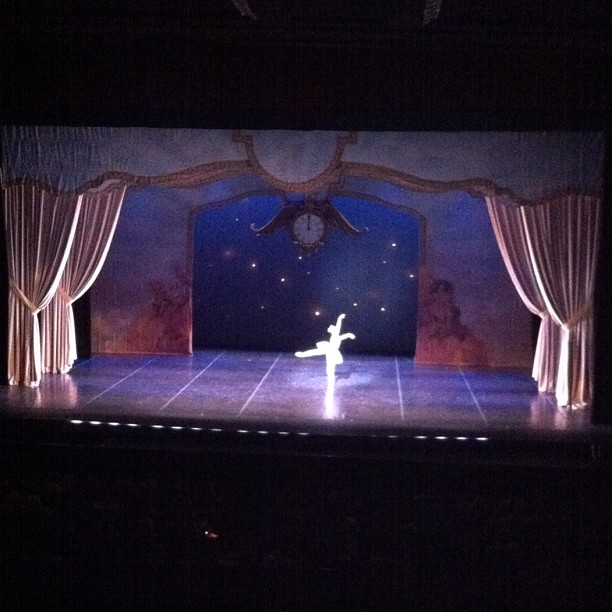 It was awesome :) #cinderella