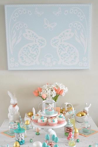 My bunny print
