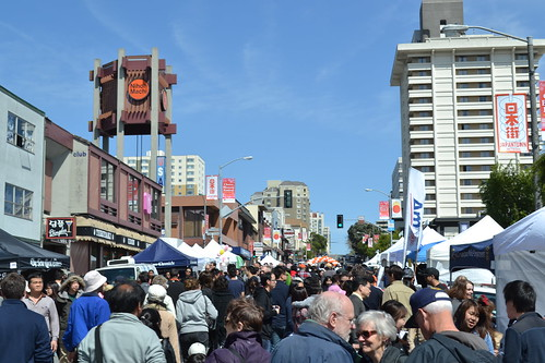 Cherry blossom festival SF