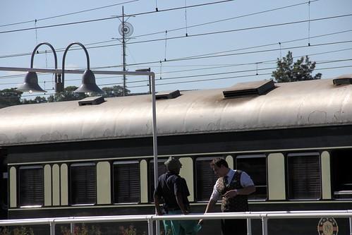 station train southafrica gare railway tarkastad kwazulunatal tåg afriquedusud kzn suidafrika
