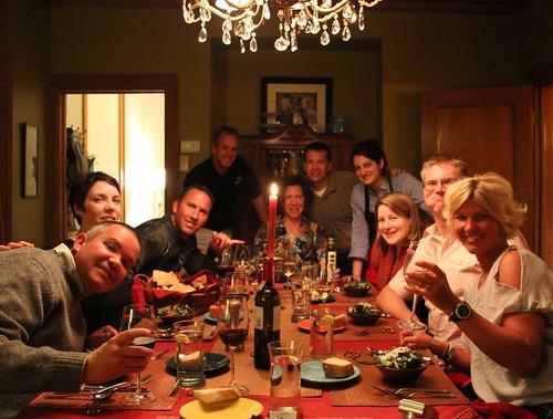 Dinner Crew