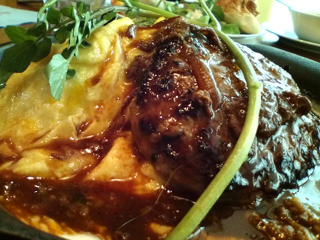 lunch ハンバーグ・ドリア・オムライス