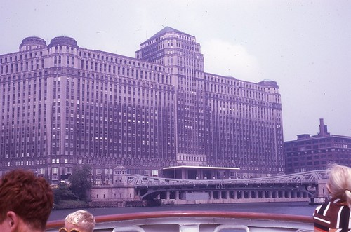 Chicago's Merchandise Mart in 1970