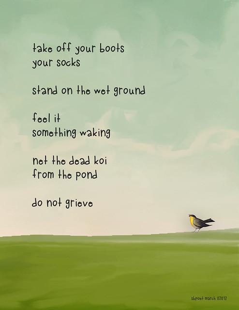 do not grieve