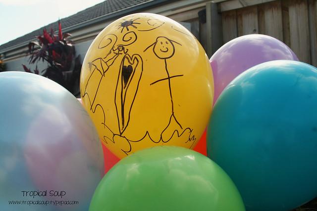 Immy's balloon