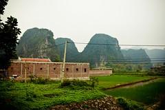Baie d'Ha Long Terrestre - Ninh Binh - Hoa Lu - 07