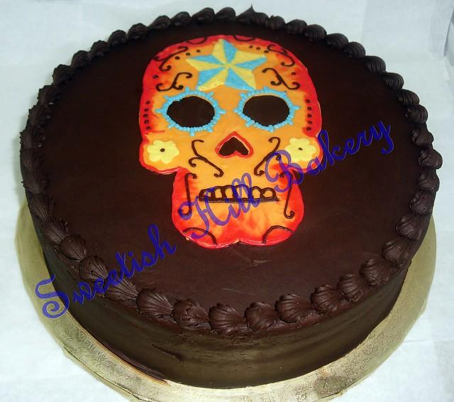Sweetish Hill Chocolate Cake