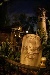 Dear departed Grandpa Marc #WDW #disney (Explored)