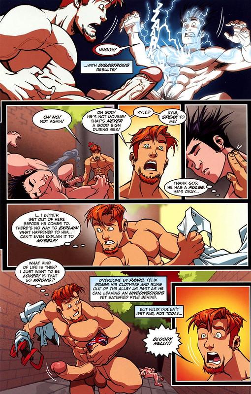 Gay Avengers Porn