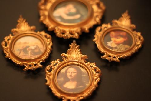Ornate Frames!