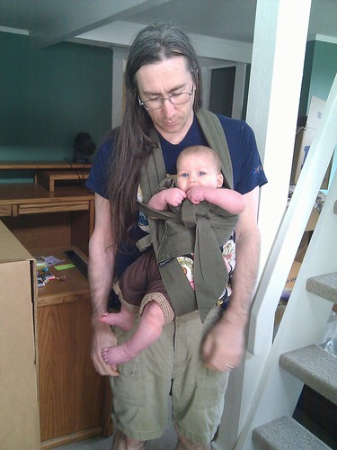 Unsafe babywearing