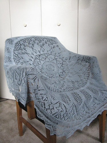 Evenstar Shawl