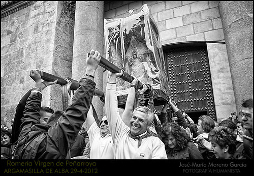 ARGAMASILLA DE ALBA - ROMERIA VIRGEN DE PEÑARROYA 2012 by José-María Moreno García = FOTÓGRAFO HUMANISTA