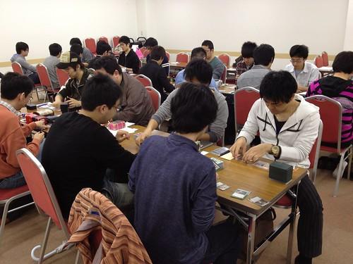 LMC Chiba 406th : Hall