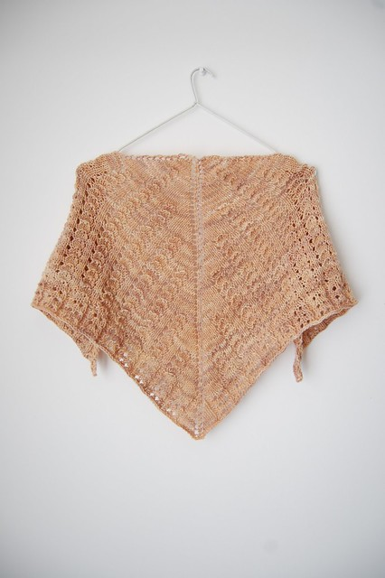 little shells shawl