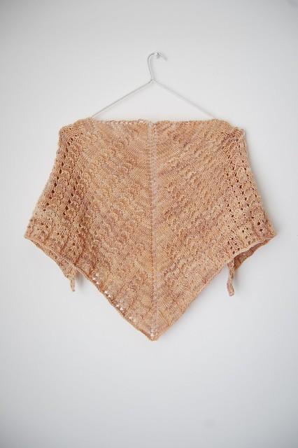 little shells shawl