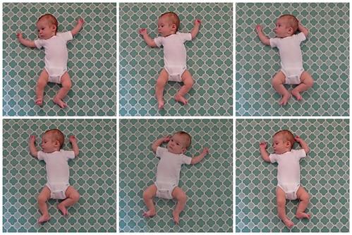 Three Months Collage