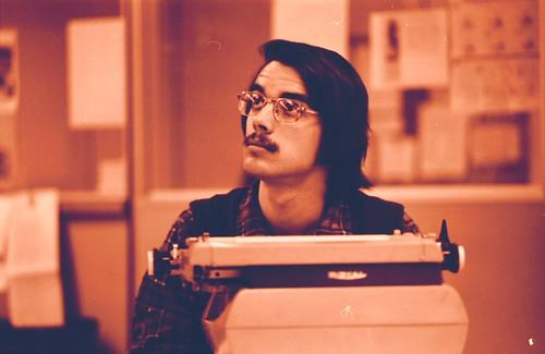 Typewriter Man!