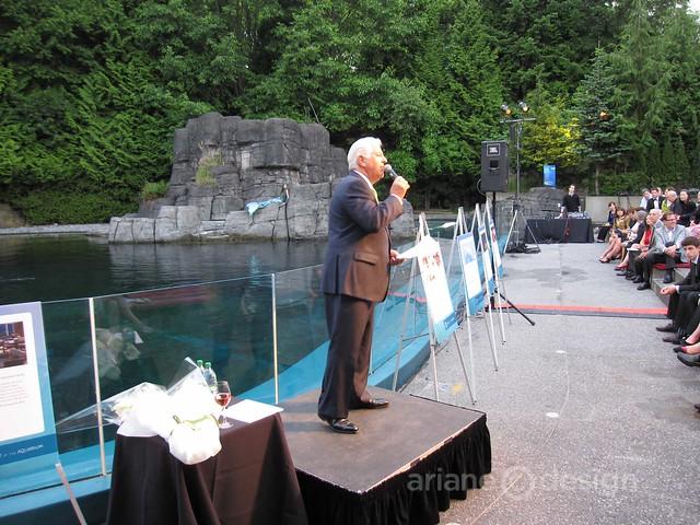 Night at the Aquarium Live Auction