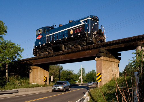 Progressive Rail's Eagandale Job; Inver Grove Heights, MN